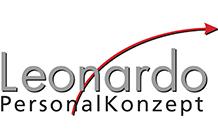 Logo Leonardo Personalkonzept